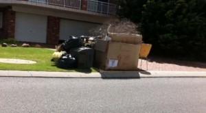 bulk rubbish removal