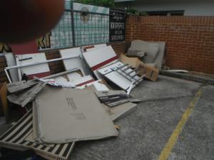 bulk rubbish removal perth
